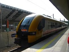 Comboio para Oświęcim