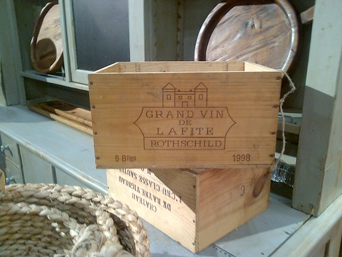 Crate Chic