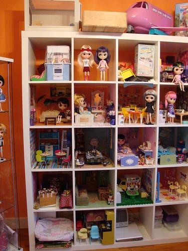 mydollies4's doll room