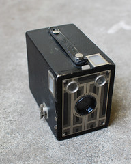 Kodak Six-20 Brownie Junior