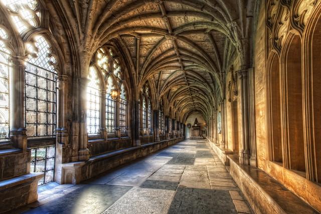 The Sun-Filled Corridor