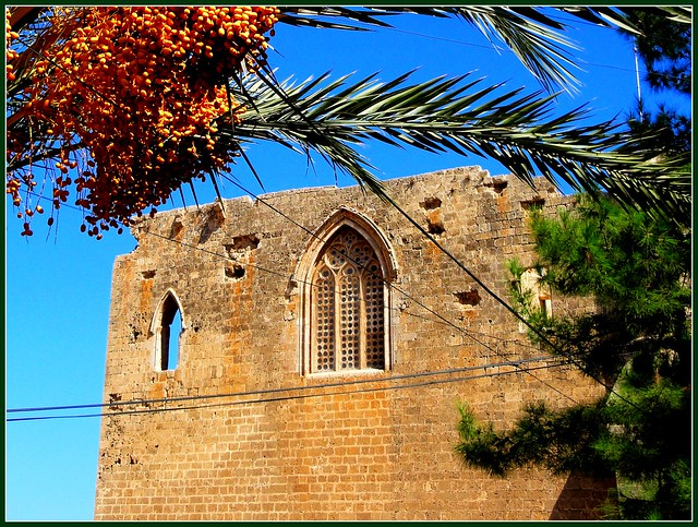 old gothic famagusta