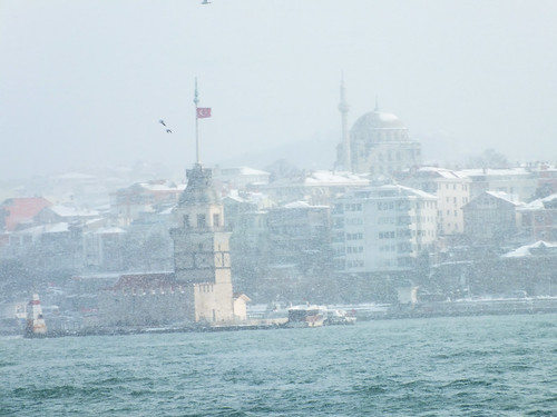Egy tisztességes tél Isztambulban