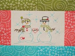 2012 Feb Aurifil Designer of the Month Sherri Falls block