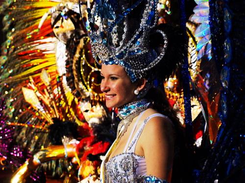 Carnaval Dame, Tenerife