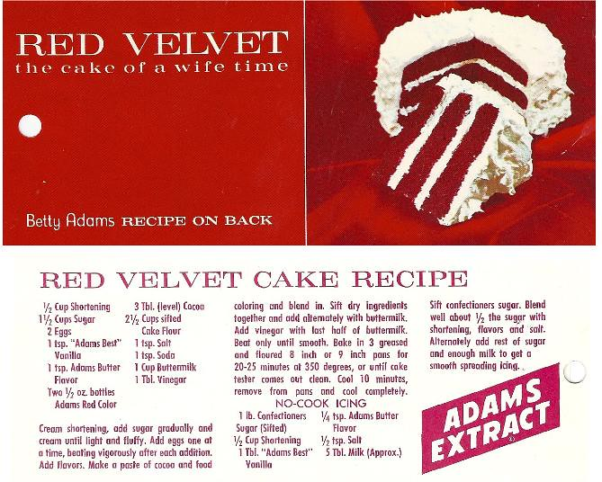Red Food Coloring Substitute For Red Velvet Cake