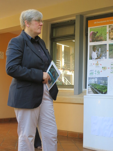 Nairobi visit by WB VP Rachel Kyte