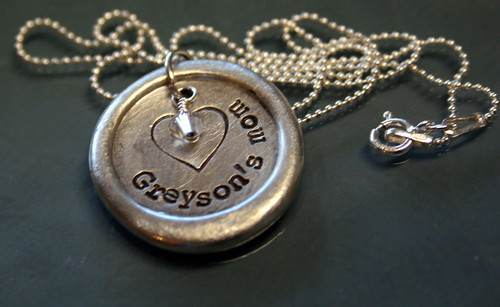 Greyson's Mom Necklace