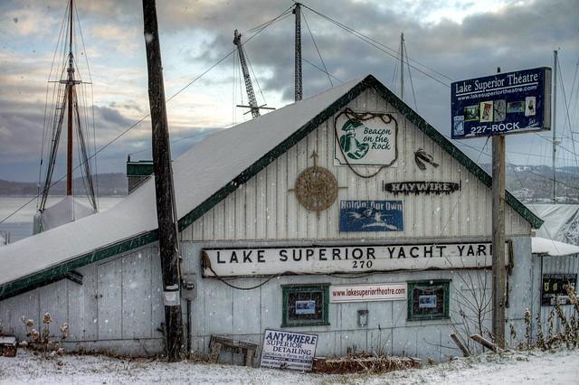 Lake Superior Yacht Yard