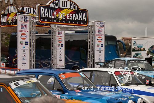 Rallye de España Histórico 2011