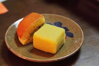 Dorayaki & Sweet Potato Yokan (Kashiwa, Tokyo, Japan)
