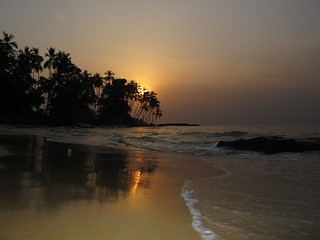 Bureh Beach, Sierra Leone, Freetown Peninsula, West Africa