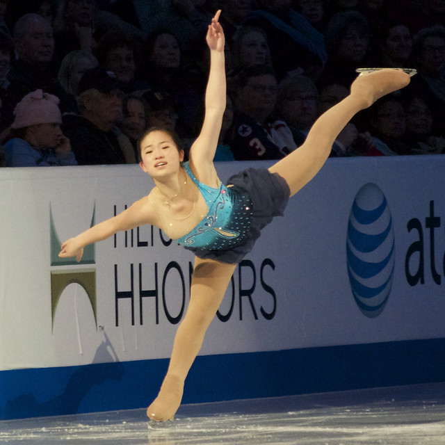 Caroline Zhang San Jose 2012