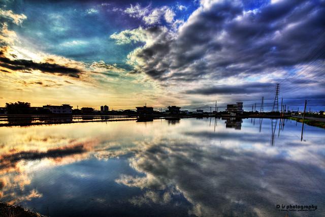 [scenery] reflection