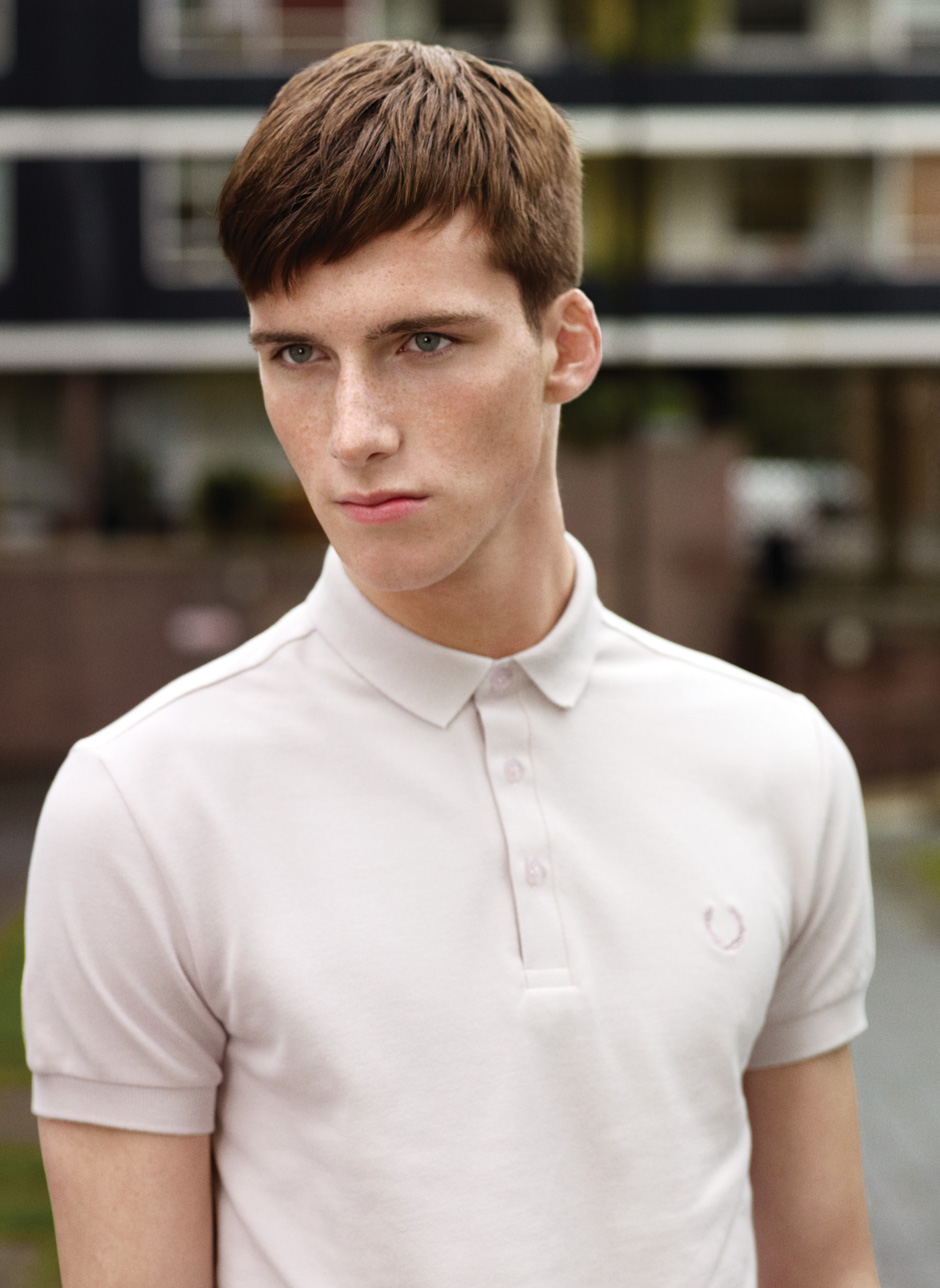 Johnny George0014_FRED PERRY SS12