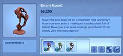 Errant Guard