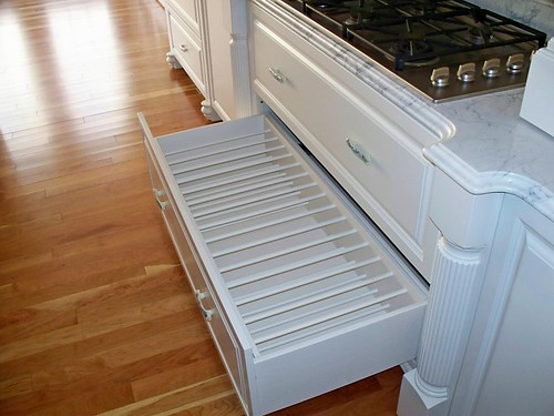 kitchen drawer organizer pull-out