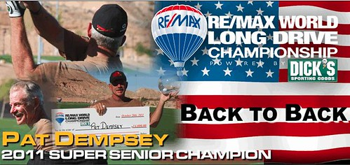 17 Pat Dempsey Wins Back to Back 2011