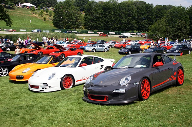Porsche 2011 PVGP Marque of the Year