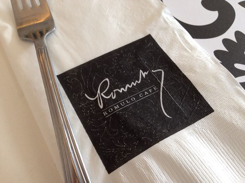 Romulo Cafe is the in-house restaurant of Azumi Boutique Hotel. On ...