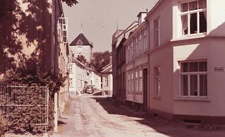 St. Jørgensveita ved Bruveita (1960-tallet)