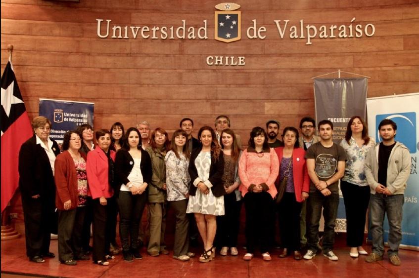 Servicio País Valparaíso - 2013
