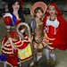 Disney cosplay costumes at MegaCon 2014