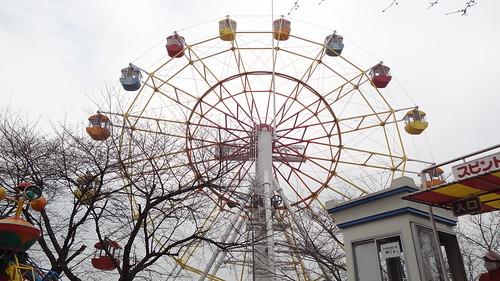 Himeji Tegarayama Amusement Park / ひめじ手柄山遊園