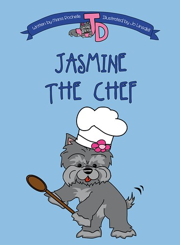 Jasmine the Chef- Cover