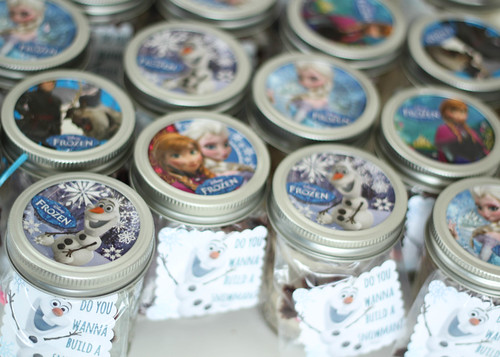 frozen jars