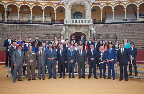 Premios Maestranza curso 2014-2015 (entrega mayo 2016)