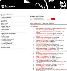 Blog ciudadano