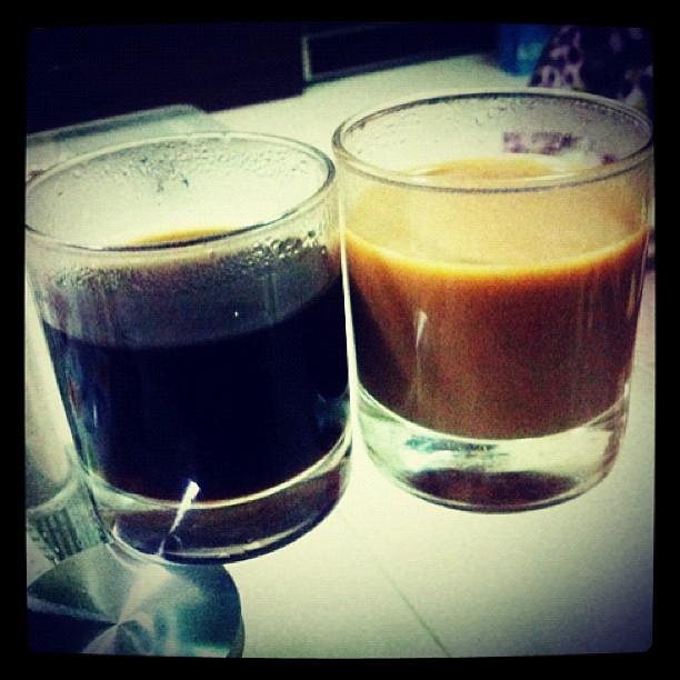 一杯板蓝根一杯咖啡,伴我加班写总结