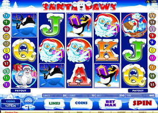 Santa Paws Slot Machine