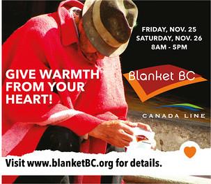 BC Blanket Drive