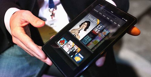 Kindle Fire: La Tablet de Amazon