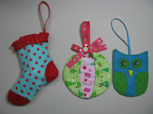 Ornaments From Trim The Tree Swap