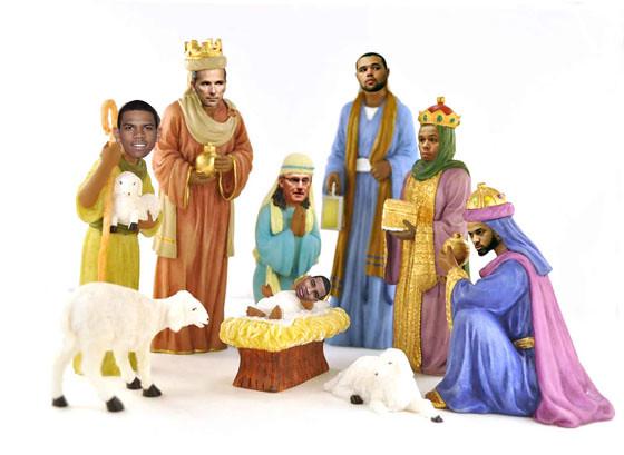 Angels-in-columbus-nativity