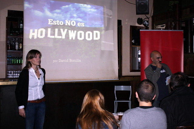 Esto NO es Hollywood, es Salamanca (y puede llegar a ser genial)