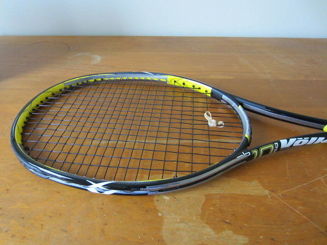 How To Add Lead Tape To Tennis Racquet - image 11
