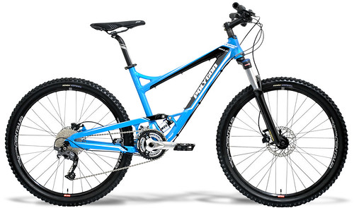Polygon MTB Collosus SX 1.0 Seri 2012
