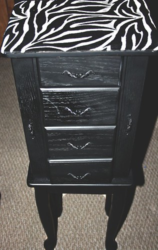 Jewelry Armoire by Rick Cheadle Art and Designs