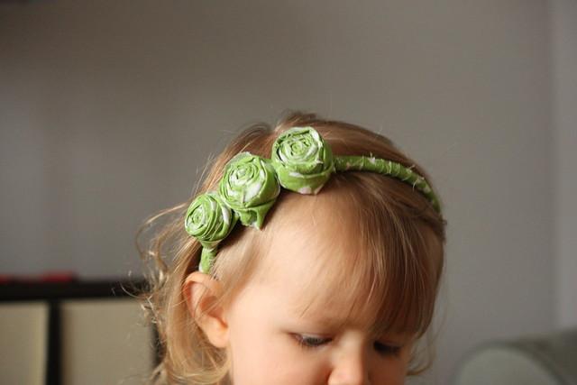 flower headband 1