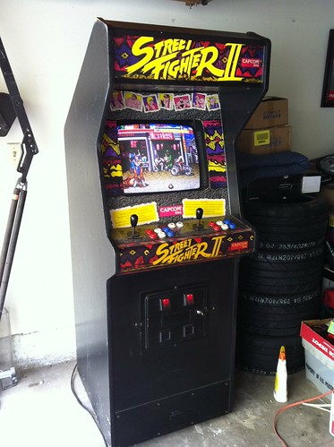 MAMEWorld Forums - Hardware - New guy here: MAME in SF2 Cabinet