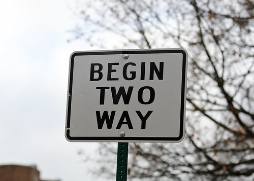 Begin Two Way