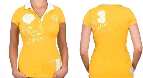 polo-mujer-La-Martina-tres-oro