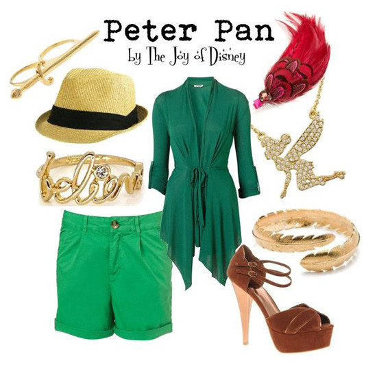 Inspired by: Peter Pan