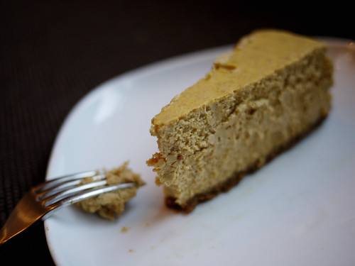 11-29 pumpkin cheesecake