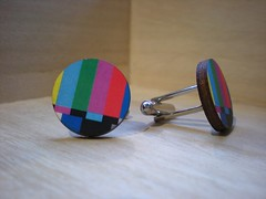 test pattern cufflinks