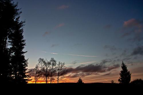 sunrise somerset quantocks stapleplain